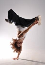 Ok World Wide - Street / Break Dancer - London