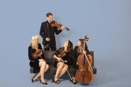 Arta String Quartet - String Quartet - Glasgow, Scotland