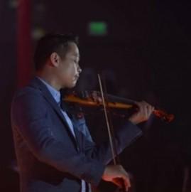 Jhonie San Juan - Violinist -