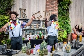 Rum Festival Cocktail Bar - Mobile Bar - Peckham, London