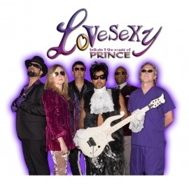 LoVeSeXy tribute 2 the music of PRINCE - Prince Tribute Band - Boston, Massachusetts