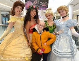 The Dream Team- Princess & Character Entertainment - Costumed Character - Suffolk, East of England