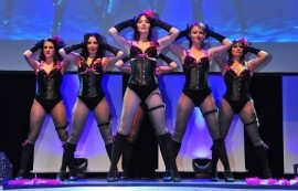 The Pretty Pollys - Dance Act - London, London
