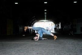 Flavia Caselli - Street / Break Dancer - New Southgate, London