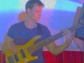 Jack Parkinson - Bass Guitarist - Peterborough, East of England