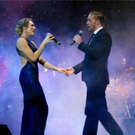 That Crooner Couple - Song & Dance Act - Las Vegas, Nevada
