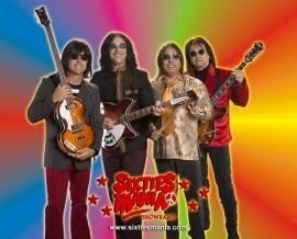 Sixtiesmania showband image