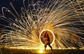 Random Mike Performance and Entertainment - Fire Performer - Leighton Buzzard, East of England