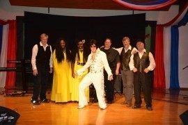 The most tribute to Elvis   The Todd Berry band - 70s Tribute Band - Ohio