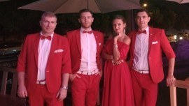 Sugar Band - Function / Party Band - Ukraine