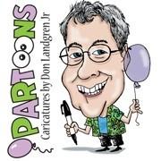 Partoons: Caricatures by Don Landgren Jr - Other Artistic Entertainer - Worcester, Massachusetts
