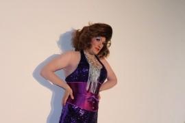 Auntie Effie - Drag Queen Act - Glasgow, Scotland