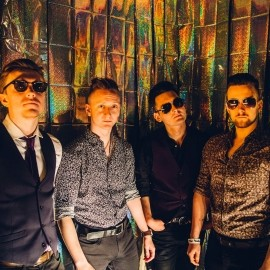 The Naked Feedback - Rock Band - Glasgow, Scotland