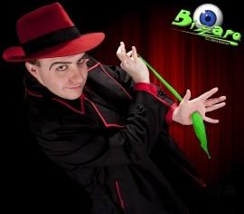 Bizzaro. The Optical Illusionist - Cabaret Magician - Las Vegas, Nevada
