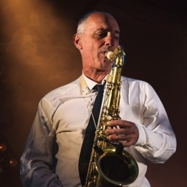 THE GENTLE JAZZER - Saxophonist - Catania, Italy