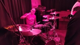 Tony Radford - Drummer - Geneva, Switzerland