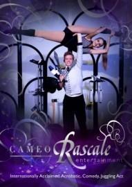Cameo Rascale - Juggling, Acrobatic, Variety Act - Juggler - Australia, Western Australia