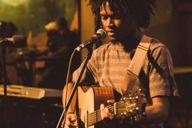 The body of Brian - Acoustic Guitarist / Vocalist - Kampala, Uganda