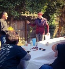 Miles Tuffs - Close-up Magician - Fresno, California