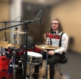 Toby Johnson - Drummer - AUS, South Australia