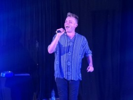 Aidan Sadler - Male Singer - Gravesend, South East
