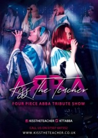 Kiss the Teacher ABBA tribute band - Abba Tribute Band - Ipswich, East of England