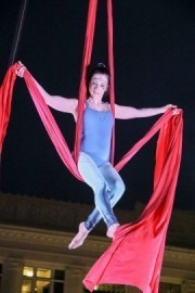 Emiley Ann - Aerialist / Acrobat - Cleveland, Ohio