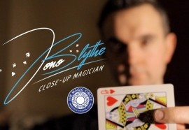 Jono Blythe, Close-Up Magician  image