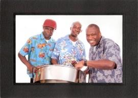 Juma Steel Band - Steel Drum Band - London Beach, South East