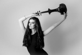 Emma Fry - Violinist - Elephant and Castle, London