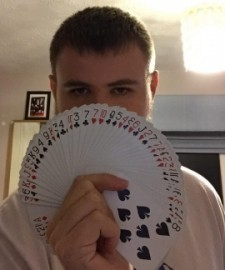 Nathan Edge - Close-up Magician - Southport, North West England