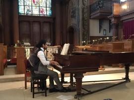 Mark Dowling, Pianist - Pianist / Keyboardist - Anerley, London