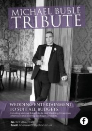 brian weir - Michael Buble Tribute Act - Belfast, Northern Ireland