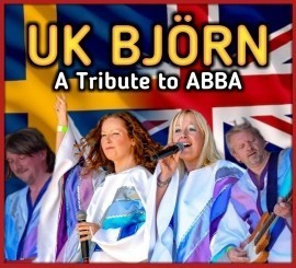 UK Bjorn  - Abba Tribute Band - Chester, North of England