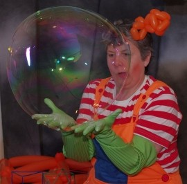 Bubblz - Bubble Performer - London, London