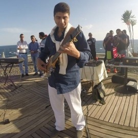 OSTOURA - Classical / Spanish Guitarist - Cebu, Egypt