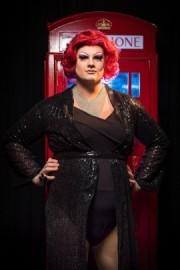 Miss Sasha Blaze - Drag Queen Act - Kilmarnock, Scotland