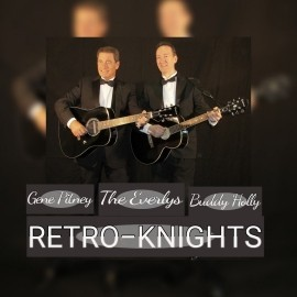 The RETRO KNIGHTS - Other Tribute Act - Chorley, North West England