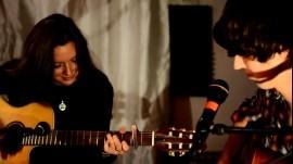 Janileigh Cohen & Lucas Bernard - Acoustic Band - Manchester, North West England