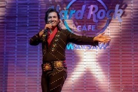 Joelson Pagani - Elvis Impersonator - Crawley, London