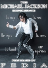 Michael Jackson show  - Michael Jackson Tribute Act - London