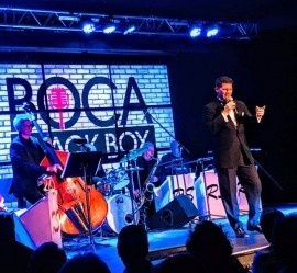Rome Saladino - Michael Buble Tribute Act - Boca Raton, Florida