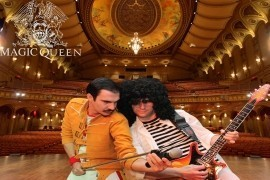 Magic Queen - Queen Tribute Band - LONDON, London