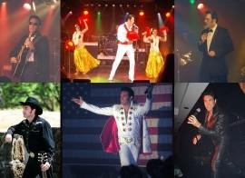 Ron Short Entertainment - Elvis Impersonator - Village of Clarkston, Michigan