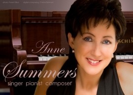 Anne Summers - Pianist / Keyboardist - Newcastle upon Tyne, North of England