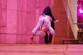 Trisha - Street / Break Dancer -