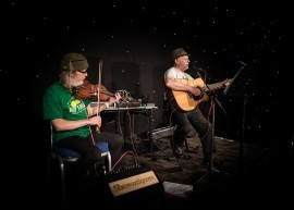 Shenanigans Irish Music Duo - Irish Band - Manchester, North of England