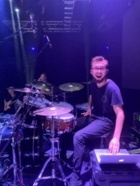 Keagan Smith - Drummer - Christchurch, Canterbury