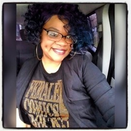 Nikkia Stewart  - Adult Stand Up Comedian - Farrell, Pennsylvania