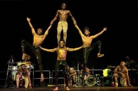 AfricanAlive Acrobat - Other Artistic Entertainer - Essesn, Germany